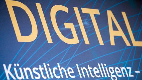 Digitalisierung Sujet
