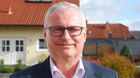 Bernd Heine (SPD) - Bürgermeisterwahl Waldsolms