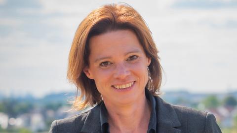 Sylvia Braun (FDP), Bürgermeisterin von Bruchköbel