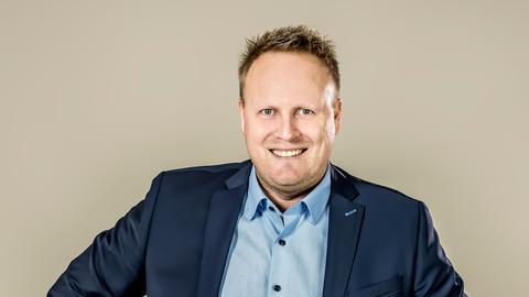 Tino Hölzer - Bürgermeisterwahl Ludwigsau