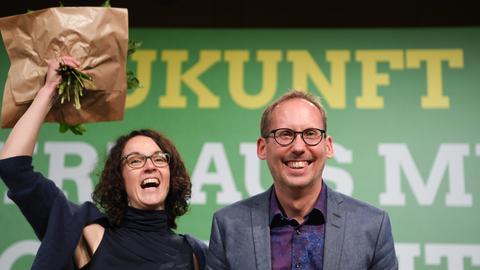 Angela Dorn und Kai Klose.