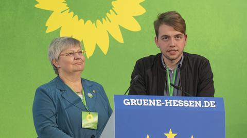 Sigrid Erfurth und Philip Krämer