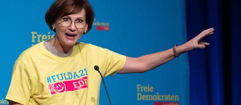 FDP Hessen Stark-Watzinger