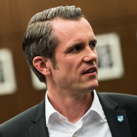 Felix Schwenke - Oberbürgermeister von Offenbach