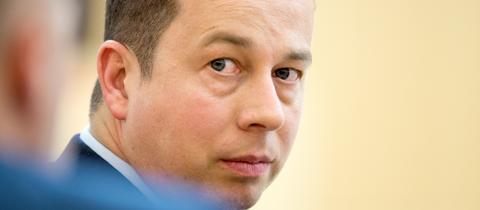 FDP-Fraktionsvorsitzender Florian Rentsch