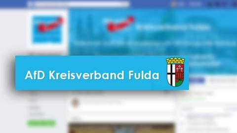 Der Kreisverband der AfD Fulda hatte das Wappen der Stadt auf Facebook verwendet.