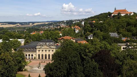 Orangerie und Kloster Frauenberg in Fulda