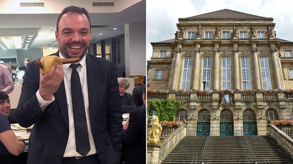 Christian Geselle So Tickt Kassels Neuer Oberburgermeister Hessenschau De Politik