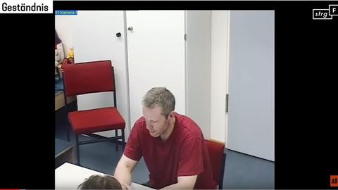Ausschnitt Funk Video zu Stephan Ernsts Geständnis