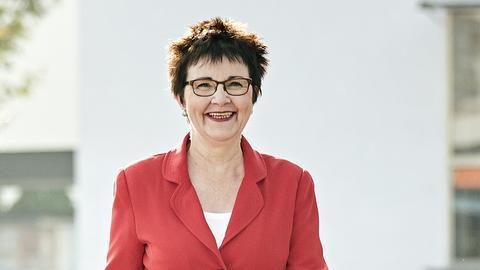 Ute Wiegand-Fleischhacker (SPD) - Groß-Gerau