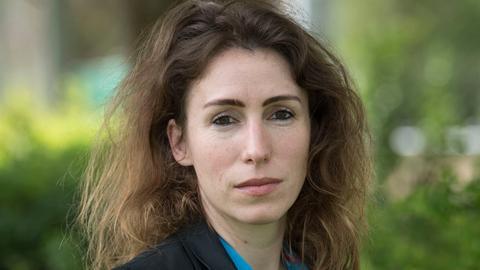 Spitzenkandidatin Mariana Harder-Kühnel