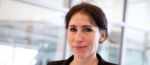 Porträtfoto von Mariana Harder-Kühnel