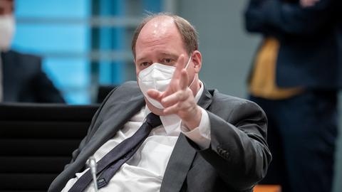 Kanzleramtschef Helge Braun (CDU)