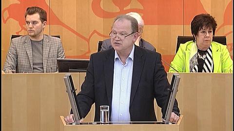 Klaus Herrmann (AfD) im Landtag (18.02.2020)