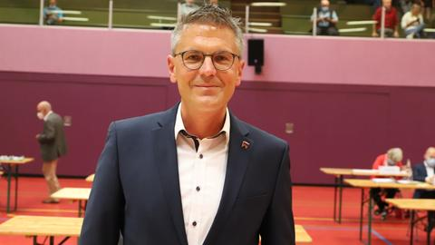 Vize-Landrat von Hersfeld-Rotenburg, Dirk Noll (SPD)