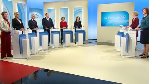 Hessen wählt