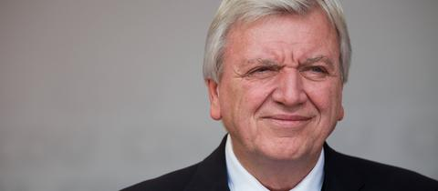 Volker Bouffier, Ministerpräsident von Hessen