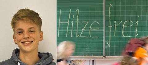 Hitzefrei-Petition des Landesschülerrats Hessen