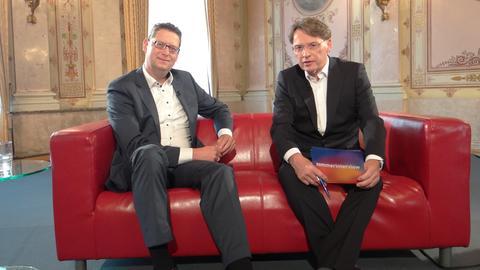 SPD-Fraktionschef Thorsten Schäfer-Gümbel