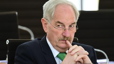 Portrait von Hans-Jürgen Irmer