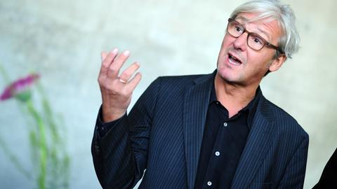 Jetzt auch CDU-Kandidat: Oberbürgermeister Jochen Partsch (Grüne)