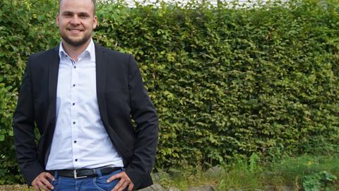 Julian Schweitzer, Bürgermeister von Bad Endbach