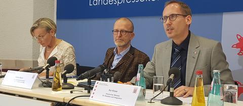 Kai Klose, Stefan Majer, Dorothea Dreizehnter