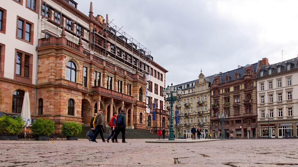 Wetter Wiesbaden 16 Tage