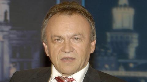 Trotzt dem Psychoterror: Landrat Erich Pipa (SPD)