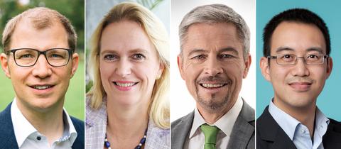 Kandidaten Landratswahl Wetterau
