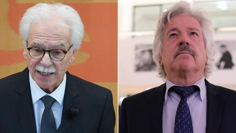 Rolf Kahnt (l.) und Rainer Rahn