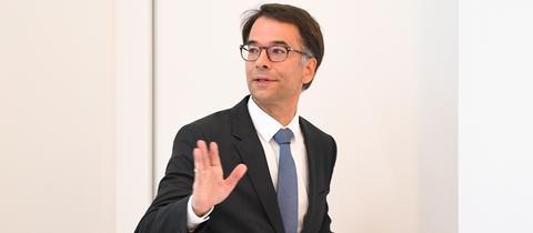 Der CDU-Innenexperte Christian Heinz