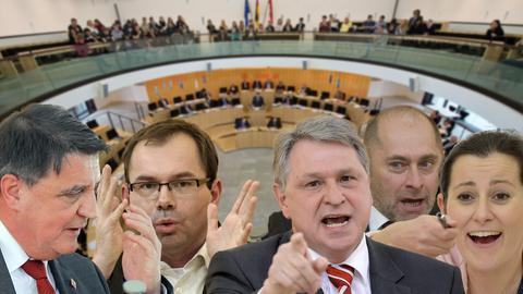 Halbzeitbilanz Regierung Opposition