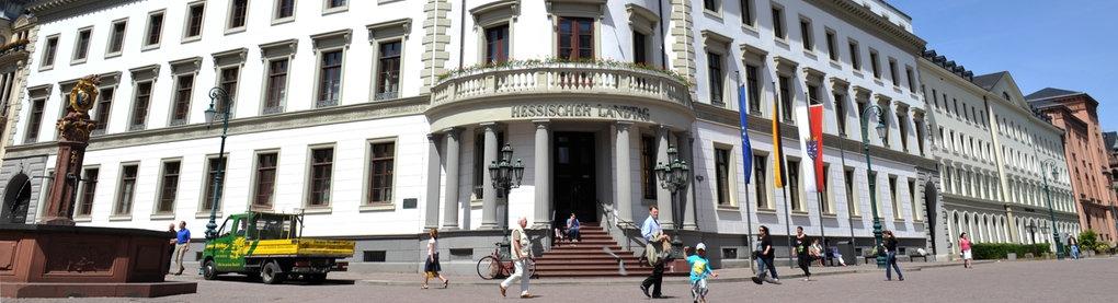Landtag Plenarsaal Sujet