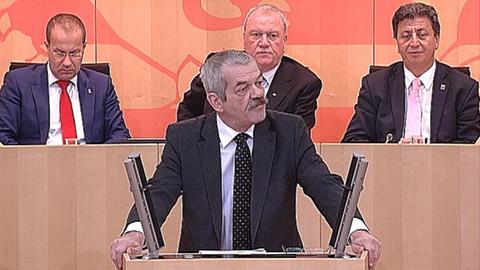 Günter Schork Startbild