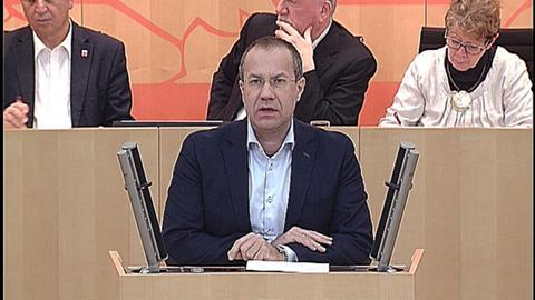 Jürgen Lenders (FDP) Landtag