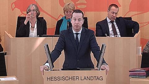 landtag-aktuelle-stunde-kommunalwahl-ergebnisse- Florian Rentsch (FDP)