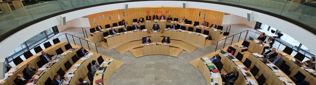 Plenum Hessischer Landtag