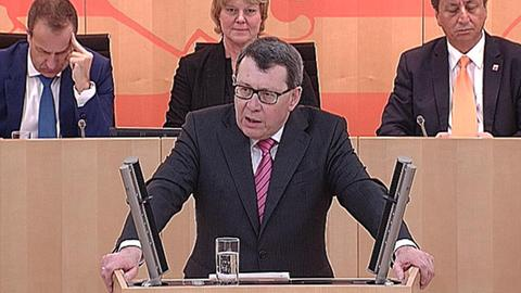 landtag-schulkuerzungen- Wolfgang Greilich (FDP)