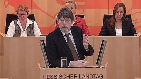 majestaetsbeleidigung- Gernot Grumbach (SPD)