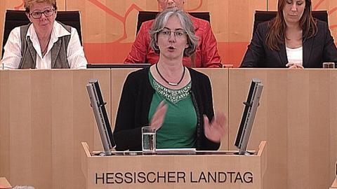 majestaetsbeleidigung- Karin Müller (Grüne)