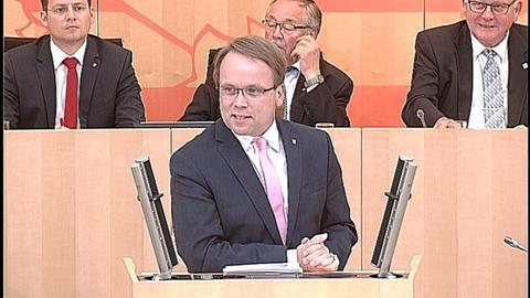 Timon Gremmels (SPD)