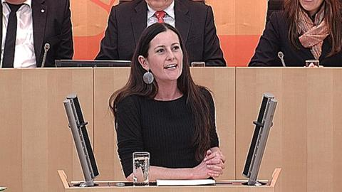 regierungserklaerung-digitales-hessen- Janine Wissler (Linke)