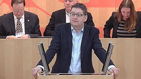 Thorsten Schäfer-Gümbel (SPD) Landtag