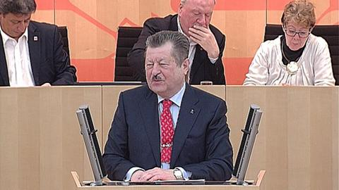 Walter Arnold (CDU) Landtag