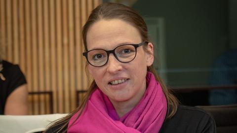 Katrin Schleenbecker (Grüne)