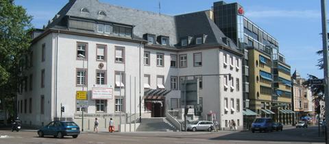 Das Kreishaus in Limburg