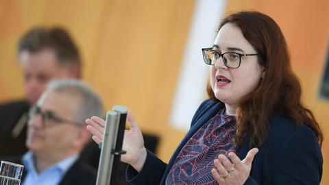 SPD-Landtagsabgeordnete Lisa Gnadl