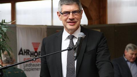 Manfred Görig, Landrat Vogelsberg