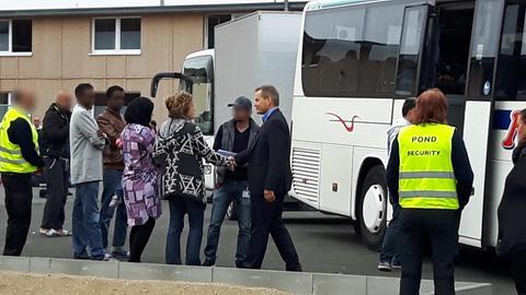 Entscheidung des Landes Hessen: Marburger Flüchtlingscamp schließt
